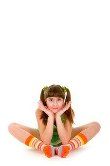 Free Happy Girl Stock Photo - 4673450