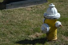 Free Fire Hydrant Stock Photography - 4673642