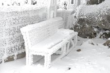Free Snow Landscape Stock Image - 4674391