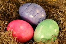 Free Easter Eggs Stock Photo - 4674470