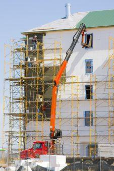 Free Hotel Construction Royalty Free Stock Photos - 4674538