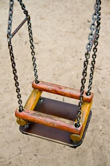 Free Swing Royalty Free Stock Image - 4674876