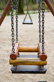 Free Swing Royalty Free Stock Image - 4674886