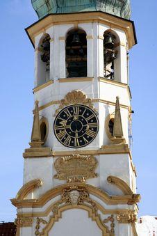 Free Holy Shrine In Prague Royalty Free Stock Photo - 4675065