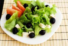 Free Fresh Salad. Stock Image - 4675991
