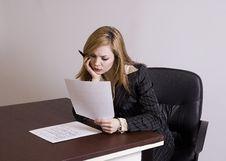 Free Work Office Stock Photos - 4676083