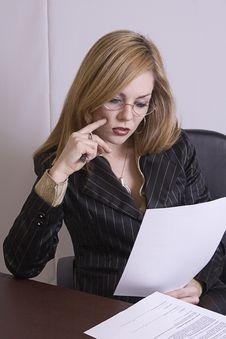 Free Work Office Stock Photo - 4676130