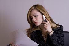 Free Work Office Stock Photo - 4676280