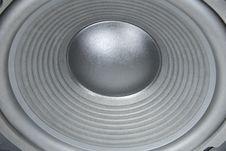 Free Powerful_loudspeaker Stock Image - 4676351