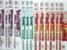 Free Russian Money Stock Photography - 4676962