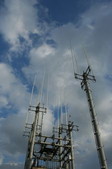 Free Antennas Stock Photography - 4677022