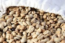 Free Close-up Of Coffee Beans Stock Photos - 4677213