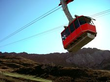 Free Cable Car Stock Photography - 4677442