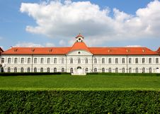 Nymphenburg Castle In Munich