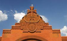 Free Armenian Church. Royalty Free Stock Photography - 46732107