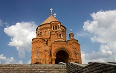 Free Armenian Church. Stock Photos - 46734323