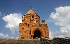 Free Armenian Church. Stock Photos - 46734323