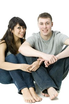 Free Young Couple Together Royalty Free Stock Photos - 4680438