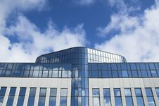 Free Office Building Royalty Free Stock Image - 4681106