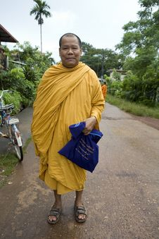 Free Buddhist Monk Stock Photography - 4681622