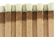 Free Isolated Book Of Matches Macro Royalty Free Stock Image - 4681996