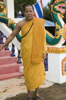 Free Buddhist Monk Stock Photos - 4682043