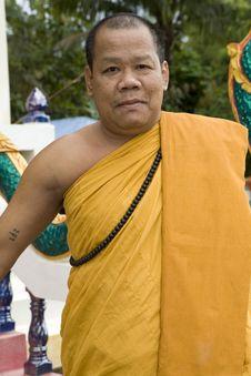 Free Buddhist Monk Royalty Free Stock Photos - 4682058