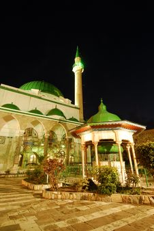Free Mosque Royalty Free Stock Image - 4682376