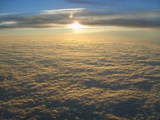 Free Above The Clouds Stock Photography - 4682572