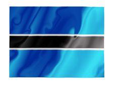 Free Botswana Fluttering Stock Images - 4682724