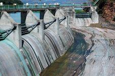 Free Dam Wall Royalty Free Stock Photo - 4682855
