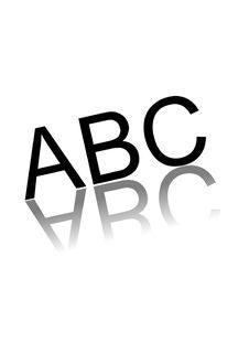 Free ABC Stock Image - 4683451