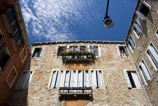 Free Venetian Building Royalty Free Stock Photo - 4684625