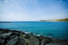 Free Tenerife Coast Royalty Free Stock Image - 4684806