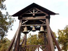 Free Wooden Belfry Stock Image - 4685031