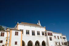 Free Pal�cio Nacional De Sintra Royalty Free Stock Image - 4685036