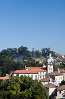 Free Pal�cio Nacional De Sintra Stock Photos - 4685043