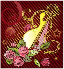 Free Music Background Stock Image - 4685371