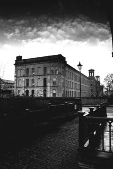 Free Salts Mill Stock Images - 4685544