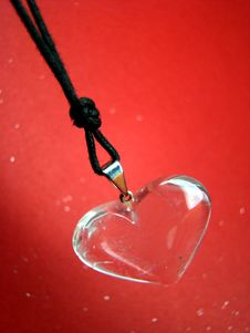 Free Necklace Heart Royalty Free Stock Images - 4685589