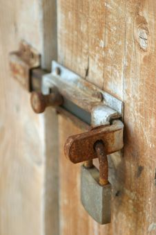 Free RUST LOCK Stock Photography - 4686852
