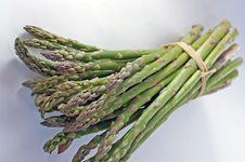 Free Asparagus Stock Image - 4686941