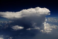 Free Clouds - View From Flight 28 Royalty Free Stock Photography - 4687337