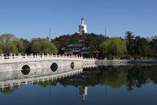 Free Beijing China — Beihai Park Stock Image - 4687431
