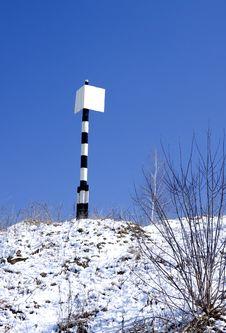 Free Navigation Sign Stock Photo - 4688060