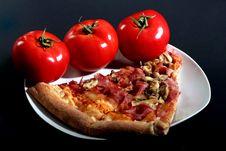 Free Pizza Stock Image - 4689621