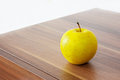 Free Yellow Apple Royalty Free Stock Photography - 46811597