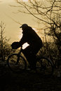Free Cyclist Royalty Free Stock Photography - 4690627