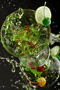 Free Still Life With Glass Stock Photography - 4694512