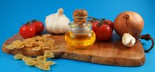 Free Pastes And Tomatos Royalty Free Stock Photography - 4690097